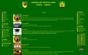 Stara spletna stran S59DKR